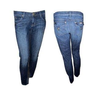 2 for $40 Hudson Skinny Ankle Jeans 27